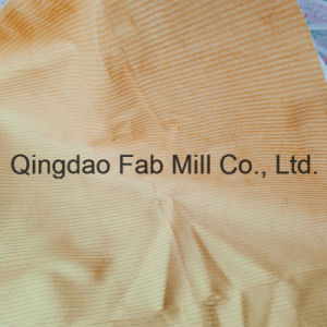 6 Wales 100% Organic Cotton Corduroy Fabric (QF16-2676) pictures & photos