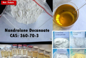 Durabolin/Deca/Nandrolone Deca/Nandrolone Decanoate Raw Steoids pictures & photos