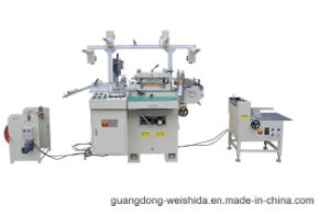 Wd220 Pinhole Positioning Automatic Die Cutting Machine pictures & photos