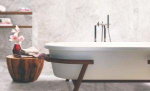 Interior Tile 24X48′ Dark Blue Copy Marble Porcelain Floor Tile (PD1620603P) pictures & photos