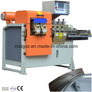 Automatic Hydraulic Wire Circle Ring Machine with Welding pictures & photos