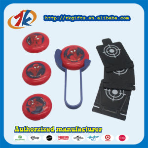 Promotional Outdoor Toy Flying Disc Launcher for Kids pictures & photos