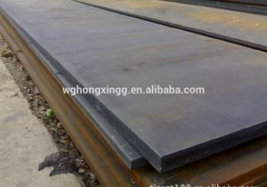 Hot Rolled Alloy Steel Palte 16crmo pictures & photos