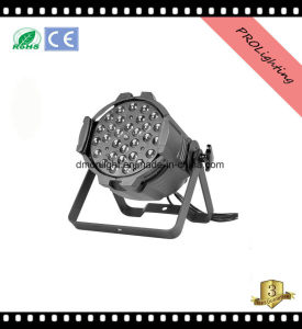 Super Bright Zoom LED PAR Can Lights 30X3w Rgbwy+UV 6-in-1 Portable Stage Lighting pictures & photos