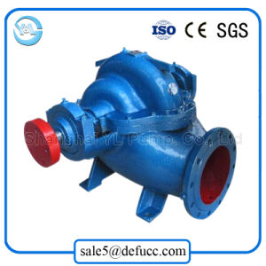 Large Flow Horizontal Double Entry Pump for Field Irrigation pictures & photos