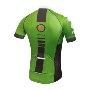 Custom Made Sublimation Printing Cycling Jerseys pictures & photos