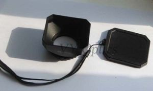 Customized Photographic Lens Hood for DV pictures & photos