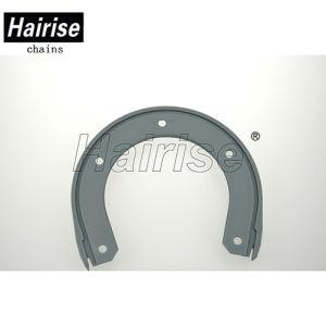 Hairise Aluminium Track Plastic Chain Linear Guide Rail pictures & photos