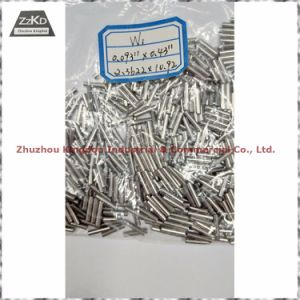 Purity 99.95% Min. Small Tungsten Cutting Rod, Tungsten Bar/ Tungsten Wire/Tungsten Electrode/Tungsten Products pictures & photos
