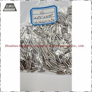 Small Tungsten Cutting Rod, Tungsten Bar/ Tungsten Wire/Tungsten Electrode pictures & photos