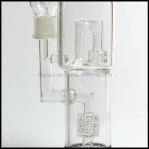 Manufacturer Glass Smoking Water Pipe Diamond Glass Matrix Wholesale pictures & photos
