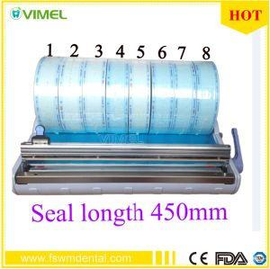 Dental Lab Equipment Handpiece Sealing Machine Autoclave Sterilization pictures & photos
