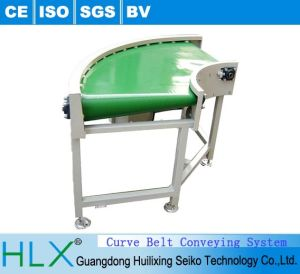 90 Degree Curves Belt Conveyor in Hlx pictures & photos