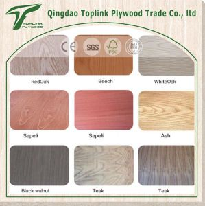 High Quality Low Price Black Walnut Fancy Plywood Commercial Plywood Laminated Plywood pictures & photos