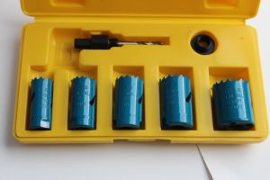 Metal Working Bi-Metal Hole Saw Set 13PCS pictures & photos