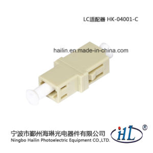 LC/mm Simplex LC Fibre Optic Adaptors for The Optical Adapter Faceplate pictures & photos