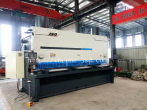 Maanshan Jsd Type 40mm Thickness Guillotine Shear for Sale pictures & photos