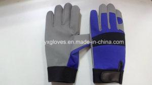 Mechanic Glove-Safety Glove-Working Glove-Industrial Gloves-Labor Glove pictures & photos