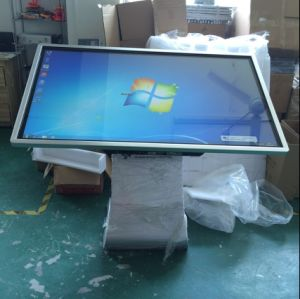 17 Inch 3G WiFi Network TFT Touch LCD Full HD Advertising Kiosk pictures & photos