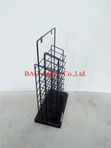 Metal Wire Counter Stone Display Stand pictures & photos