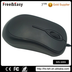 The Newest OEM 3D Optical Wired Mouse pictures & photos