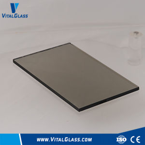 European Grey/Clear/Tinted/Reflective/ Float Glass for Building pictures & photos