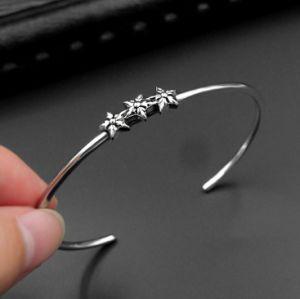 Women Cuff Bracelets Titanium Steel Fashion Jewelry Silver Color pictures & photos