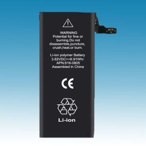 Replacement Battery for iPhone 6 pictures & photos