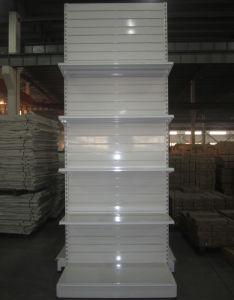 Grocery Metal Supermarket Steel Shelf pictures & photos