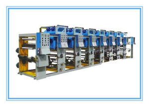Printing Machine for PP/PE Bag pictures & photos