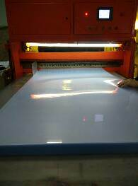 Coarse Frosted PVC Transparent Sheet for Collar Packing pictures & photos