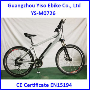 Electric Mountain Bicycle with Hidden Battery pictures & photos