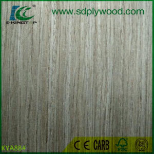 Reconstituted Veneer Engineered Veneer Oak/Walnut Veneer with Fsc pictures & photos