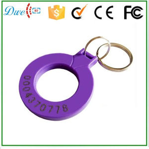 125kHz RFID Proximity ID Card Keyfobs with High-Quality pictures & photos
