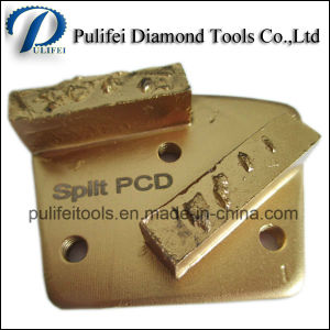 Epoxy Floor Remover PCD Floor Grinding Pad Sanding Pad pictures & photos