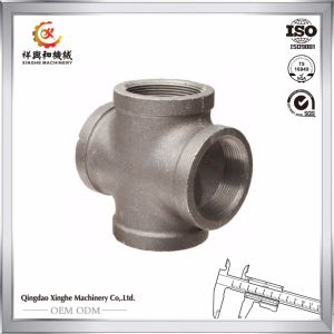 OEM Casting Steel Pipe Fittings for Connector Spare Parts pictures & photos