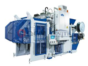 Zenith 940 Fully Automatic Mobile Multilayer Concrete Block Making Machine-Universal Machine pictures & photos
