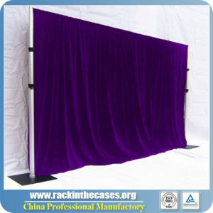 Pipe & Draping for Trade Show Events Decoration, Advertising Stand pictures & photos