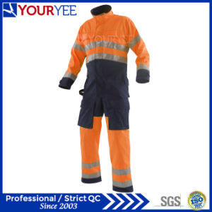 Popular Hi Vis Coverall Long Sleeve Fr Fire Retardant Overalls (YLT121) pictures & photos
