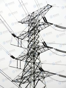 Customed Hot-DIP Galvanized Power Transmission Tower