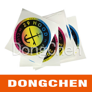 Hot Sale Roll PP Cosmetic Bottle Self Adhesive Labels pictures & photos