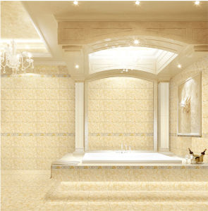 Inkjet Interior Wall Tile Porcelain Tile for Home Decoration 300X600mm pictures & photos