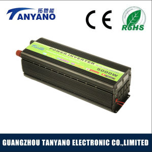 Modified Sine Wave Inverter 12V 5000W Power Inverter with Battery Charger