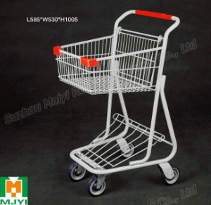Canada Shopping Trolley American Shopping Cart pictures & photos