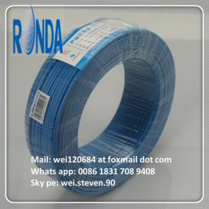 PVC Insulated Flexible Copper Core Electric Wire pictures & photos