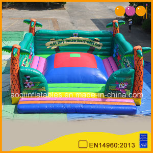PVC Outdoor Inflatable Play Equipment Soft Inflatable Air Climbing Mountain for Kid (AQ16319) pictures & photos