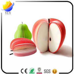 Creative Stickers Stickers DIY Apple Fruit Pear Sticky Notes pictures & photos