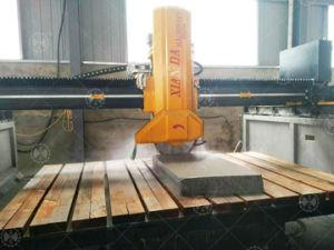 Zdqj-600 Laser Stone Bridge Cutting Machine with Bridge Saw Cutter pictures & photos