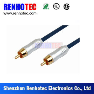 High Quality Audio Video Cable RCA Cable Assemby pictures & photos