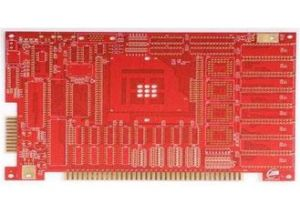 Red Pet / PC Flexible Printed Telephone Circuit Board, 0.2mm - 4.0mm Thickness pictures & photos